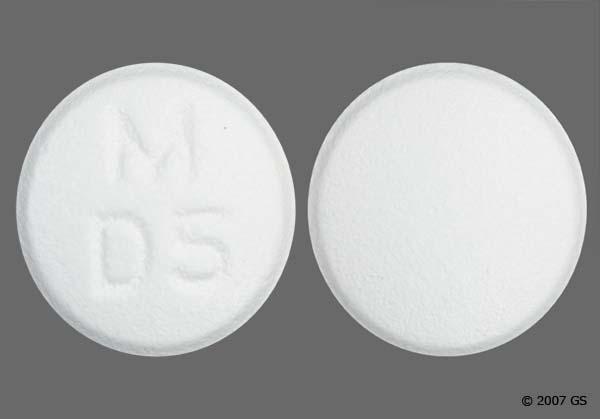 Clomid pill identifier