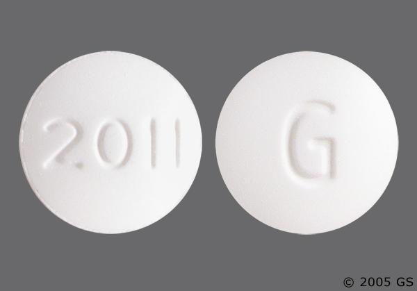 Round With Imprint 201 Pill Images - GoodRx