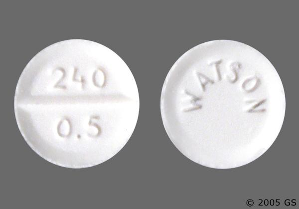lorazepam dot drug test