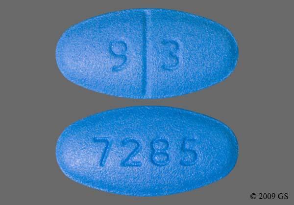 Aleve Blue Pill L368 - boxtribetracker.com
