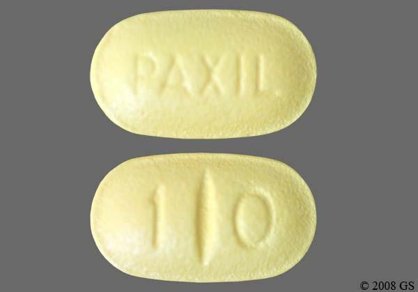 paxil withdrawal tapering