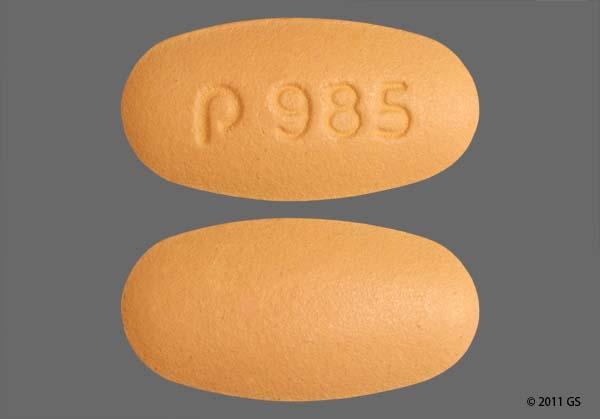 Orange oval