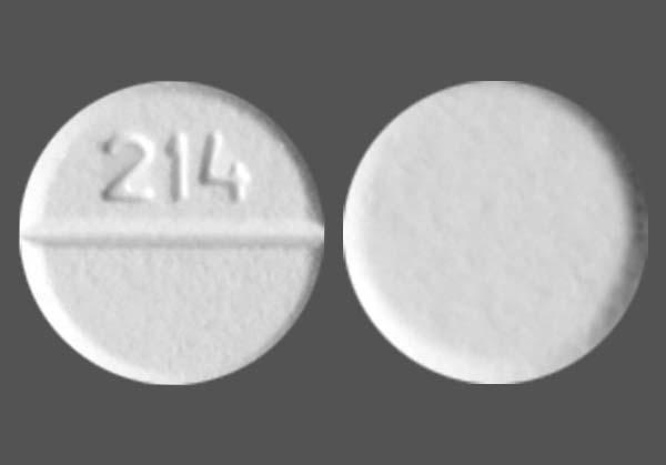 Xanax Green Pill >> Imprint 214 Pill Images - GoodRx