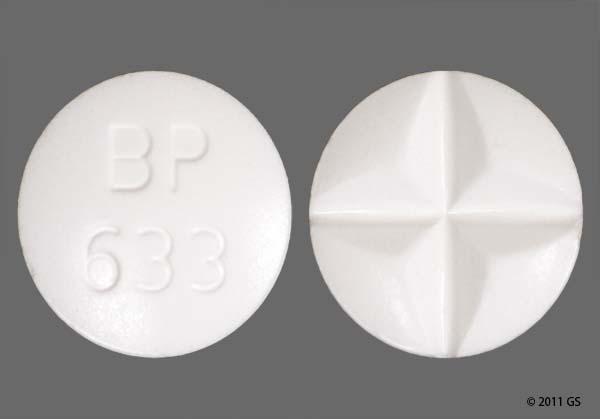 anadrol pill color