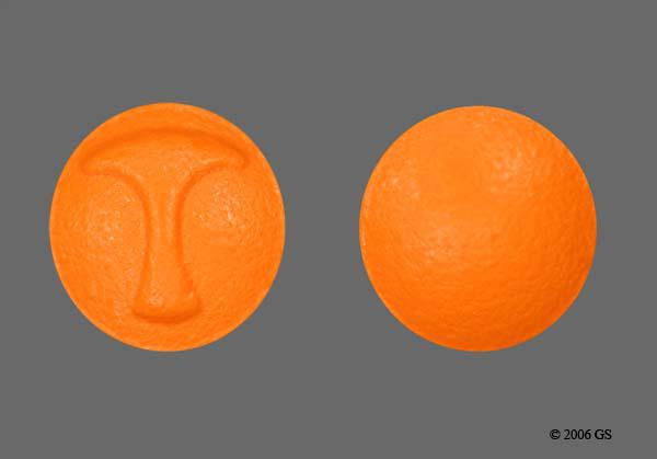 Orange Round Pill Images - GoodRx Goodrx