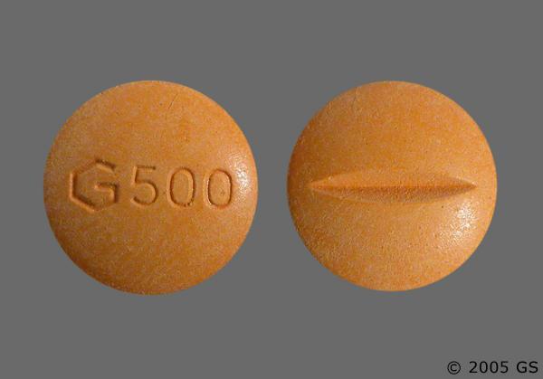 Azulfidine 500 Mg Tablets