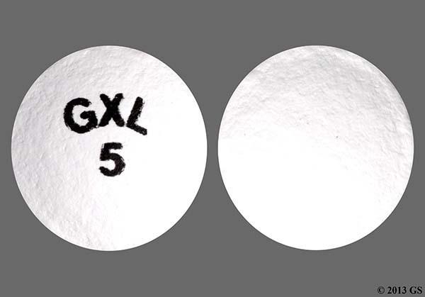 Glipizide Glucotrol Xl