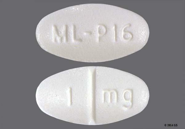 Imprint 1Mg Pill Images - GoodRx