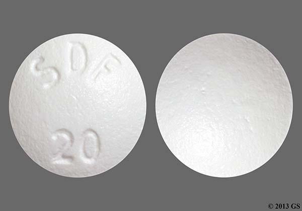 Viagra pill identification