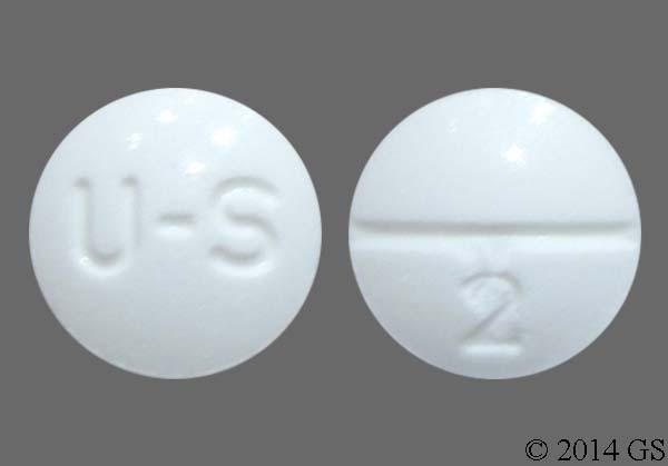 clonazepam 2mg klonopin white round teva tablet