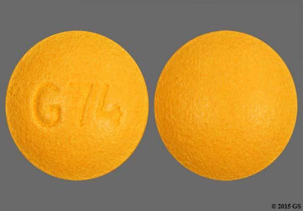 Viagra orange pill