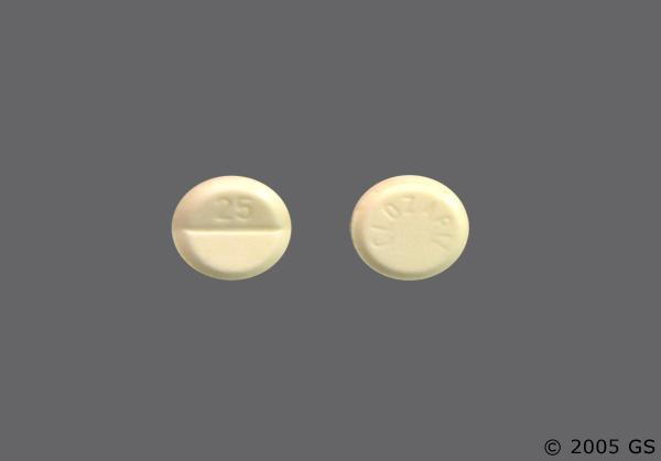 clozapine 25mg tablet