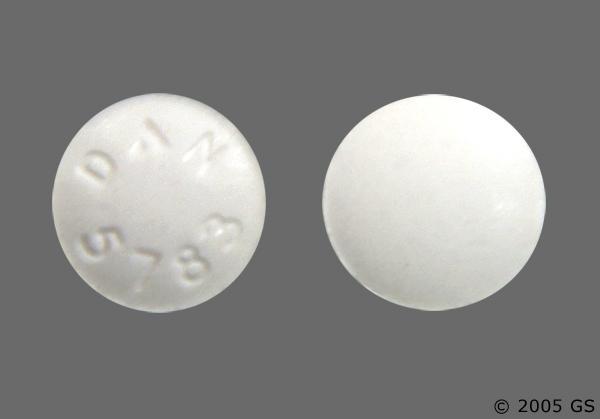 Atenolol, Chlorthalidone Oral Tablet 50-25Mg Drug ...