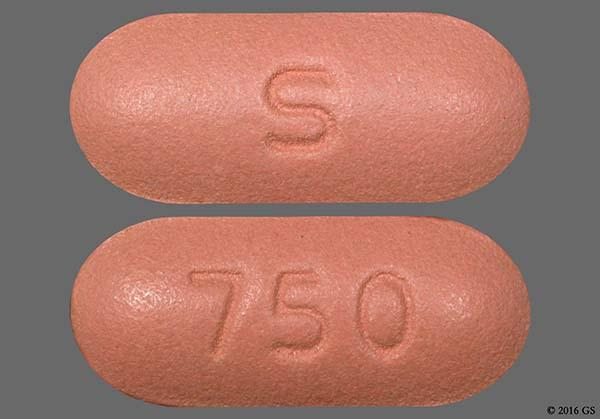 Pink Oblong Pill Images