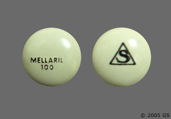 Mellaril Price