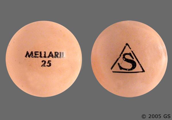 Mellaril Coupon