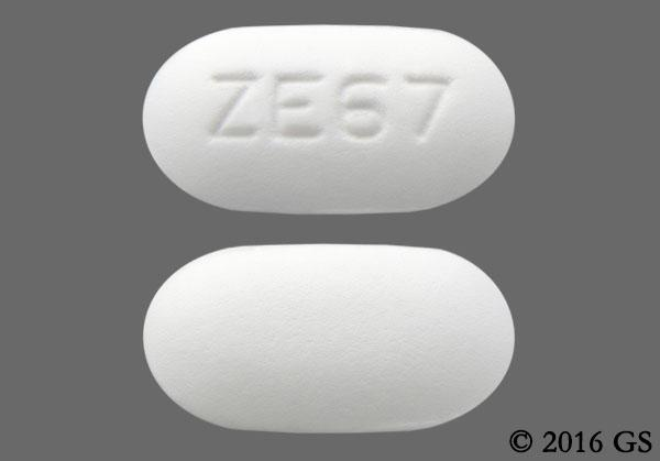 Glipizide Metformin 5 500mg