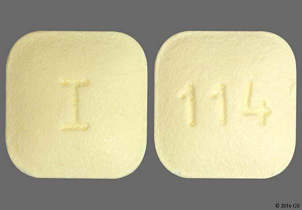 Beige Square I And 114 - Montelukast Sodium 10mg Tablet