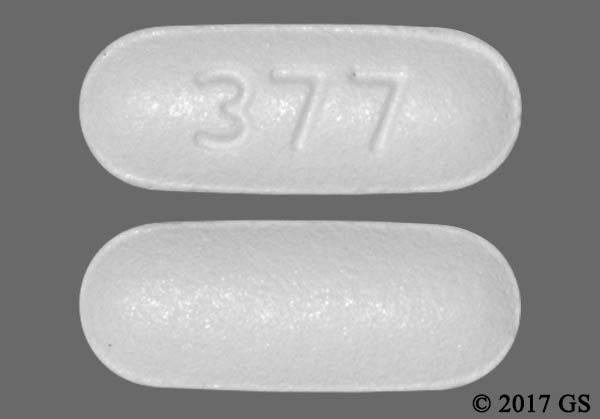 White Oblong N024 And 377 - Tramadol Hydrochloride 50mg Tablet
