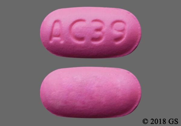 Images of Pink Oval Pill No Markings - #rock-cafe