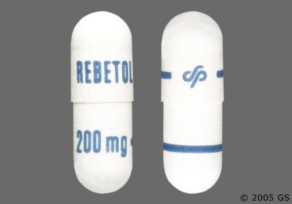 Cost Of Rebetol