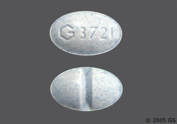 blue oval xanax g3721