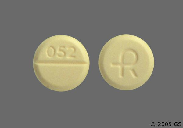 yellow diazepam effects