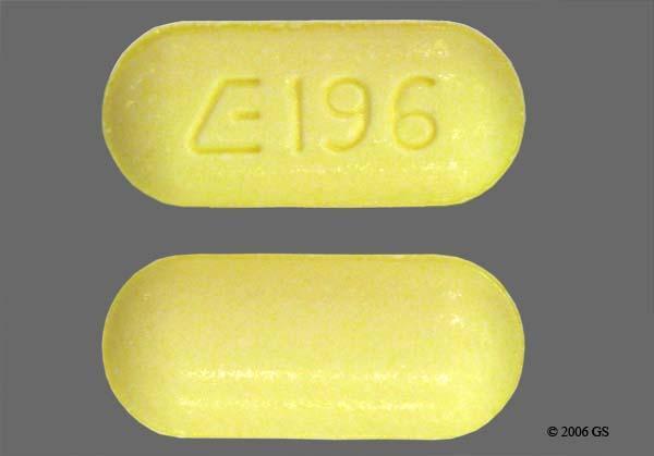 color xanax yellow pill