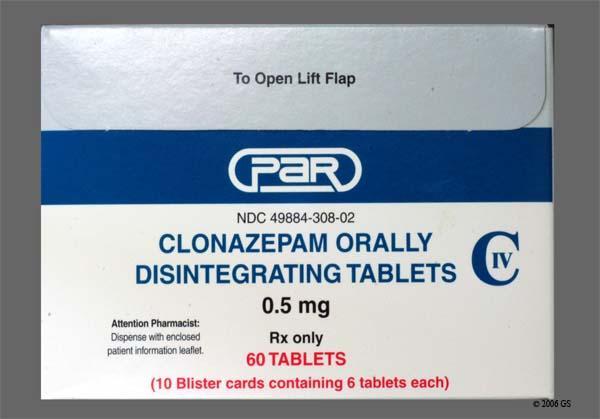 Clonazepam  5mg price / Low Cost Pills