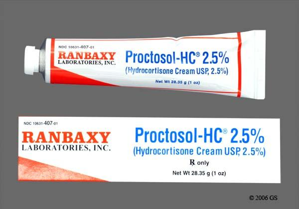 Proctosol HC Coupon - Proctosol HC 28g of 2.5% tube of cream