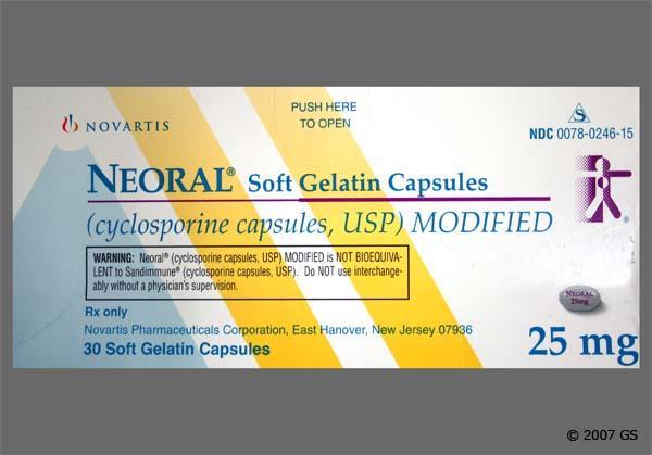 Novartis Neoral Coupon