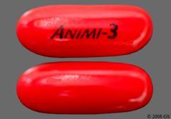 Red Capsule Animi-3 - Animi-3 Capsule