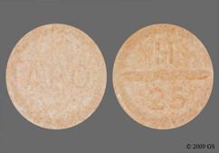 Hydrochlorothiazide Coupon - Hydrochlorothiazide 25mg tablet