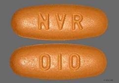 Orange-Brown Oval Tablet Oio And Nvr - Amturnide 300mg-5mg-25mg Tablet