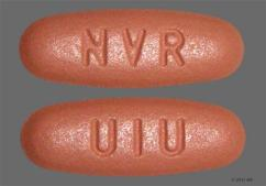 Red Oval Tablet Uiu And Nvr - Amturnide 300mg-10mg-12.5mg Tablet