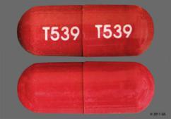Maroon Capsule T539 T539 - Folivane-Plus Capsule