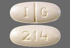 Yellow Oval 214 And I G - Sertraline Hydrochloride 100mg Tablet