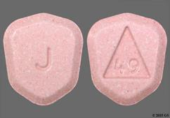 Pink Shield Tablet J And 49 - Acyclovir 400mg Tablet
