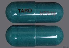 Green Capsule Taro Ntp75 - Nortriptyline Hydrochloride 75mg Capsule