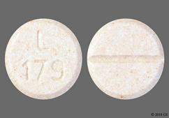 Peach Round Tablet L 179 - Venlafaxine Hydrochloride 100mg Tablet