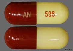 Red And Yellow Dose Pack An 596 - Aspirin/Extended-Release Dipyridamole 25mg-200mg Capsule