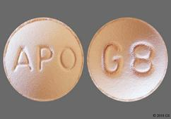 Pink Round Apo And G8 - Galantamine Hydrobromide 8mg Tablet