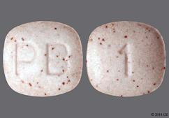 Pink Rectangular Tablet Pb And 1 - Pravastatin Sodium 10mg Tablet