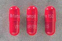 Orange Capsule Rifampin 150 Vp/015 - Rifampin 150mg Capsule