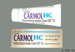 Carmol HC Coupon - Carmol HC 85g of 1%/10% tube of cream