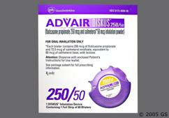 white - Advair Diskus 250mcg-50mcg/actuation Powder for Inhalation