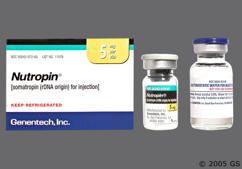 Nutropin Coupon - Nutropin 1 vial of 5mg kit