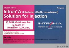 Intron A Images and Labels - GoodRx