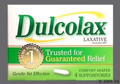 Dulcolax Images And Labels Goodrx
