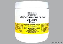 Hydrocortisone Coupon - Hydrocortisone 454g of 2.5% jar of cream
